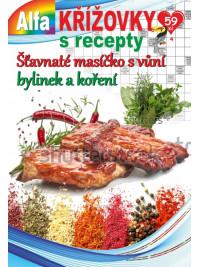 ALFA Křížovky s recepty...