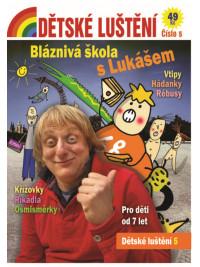 Dětské luštění 5 - Bláznivá...